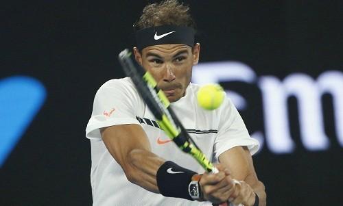 Nadal rút khỏi ABN Amro