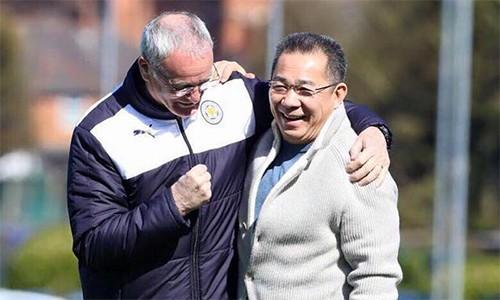 Ông chủ Leicester vẫn tín nhiệm HLV Ranieri