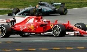 Raikkonen nhanh nhất, McLaren gặp sự cố trong ngày đua thử thứ hai