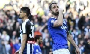 Juventus đứt mạch thắng trước Udinese