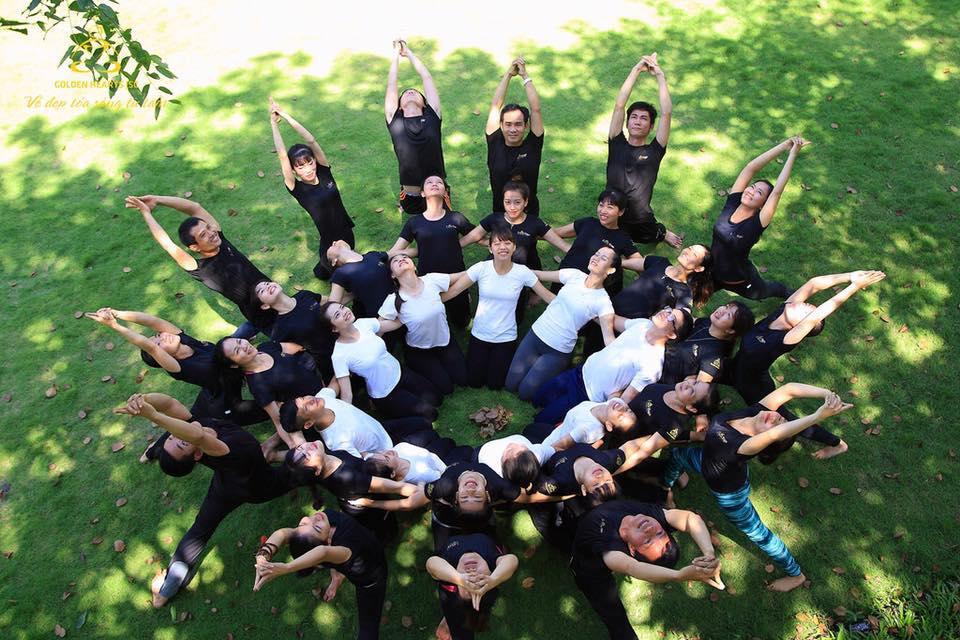 Yoga không chỉ là môn tập luyện khi quốc tế đã coi là một nghề quan trọng