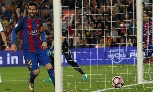 Messi là cầu thủ giá trị nhất La Liga mùa này