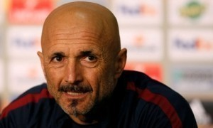 AS Roma chia tay Luciano Spalletti