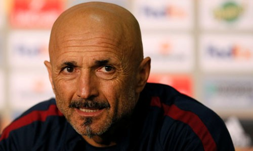AS Roma chia tay Luciano Spalletti