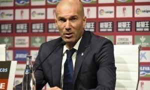 Zidane hứa Real sẽ chơi một trận hoàn hảo trước Atletico