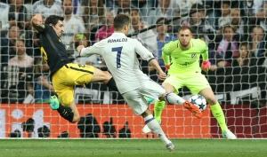 Real dứt điểm nhiều nhất, Juventus thủ tốt nhất ở Champions League