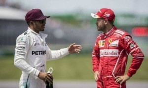 Niki Lauda: 'Sẽ có ngày Hamilton đấm Vettel'