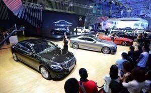 Mercedes-Benz Fascination 2017 diễn ra tại Hà Nội