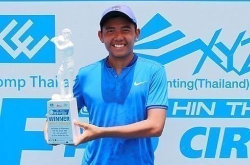Lý Hoàng Nam vô địch Thailand F3 Futures