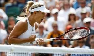 Kerber và Wozniacki thắng chật vật ở vòng ba Wimbledon