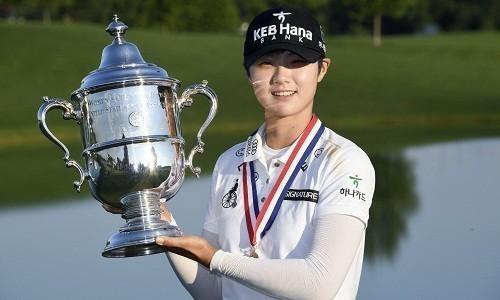 Sung Hyun Park vô địch US Open