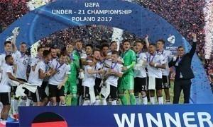 Đức vô địch U21 châu Âu tại Ba Lan