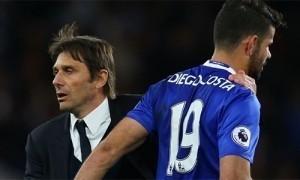 Chelsea quyết không bán rẻ Diego Costa