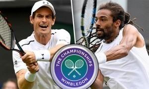 Murray dễ dàngc vào vòng ba Wimbledon