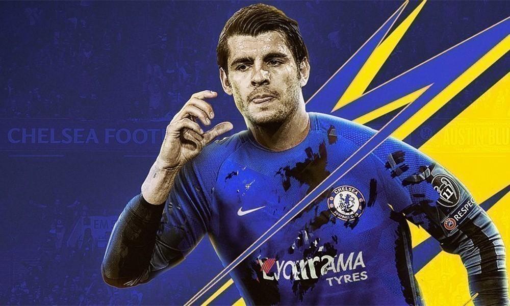 Chelsea mua xong Morata từ Real Madrid