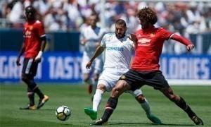 Real sáng cửa đoạt Siêu Cup châu Âu hơn Man Utd