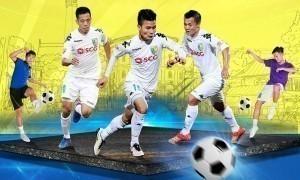 SCG tổ chức giải bóng đá trên đi bộ tại Hà Nội