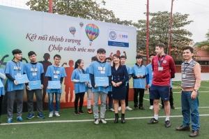 """SHB VÀ CLB MANCHESTER CITY tiếp tục đồng tổ chức """"Chương trình đào tạo lãnh đạo trẻ"""""""