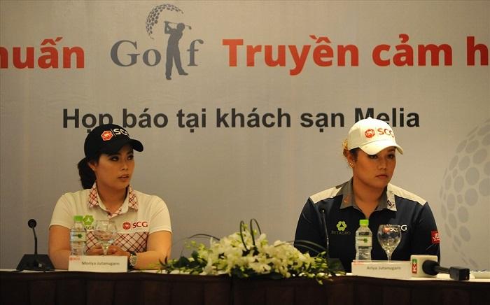 Hai golfer hàng đầu thế giới tới Việt Nam