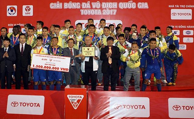 CLB FLC Thanh Hoá đá AFC Champions League thay cho nhà vô địch Quảng Nam FC