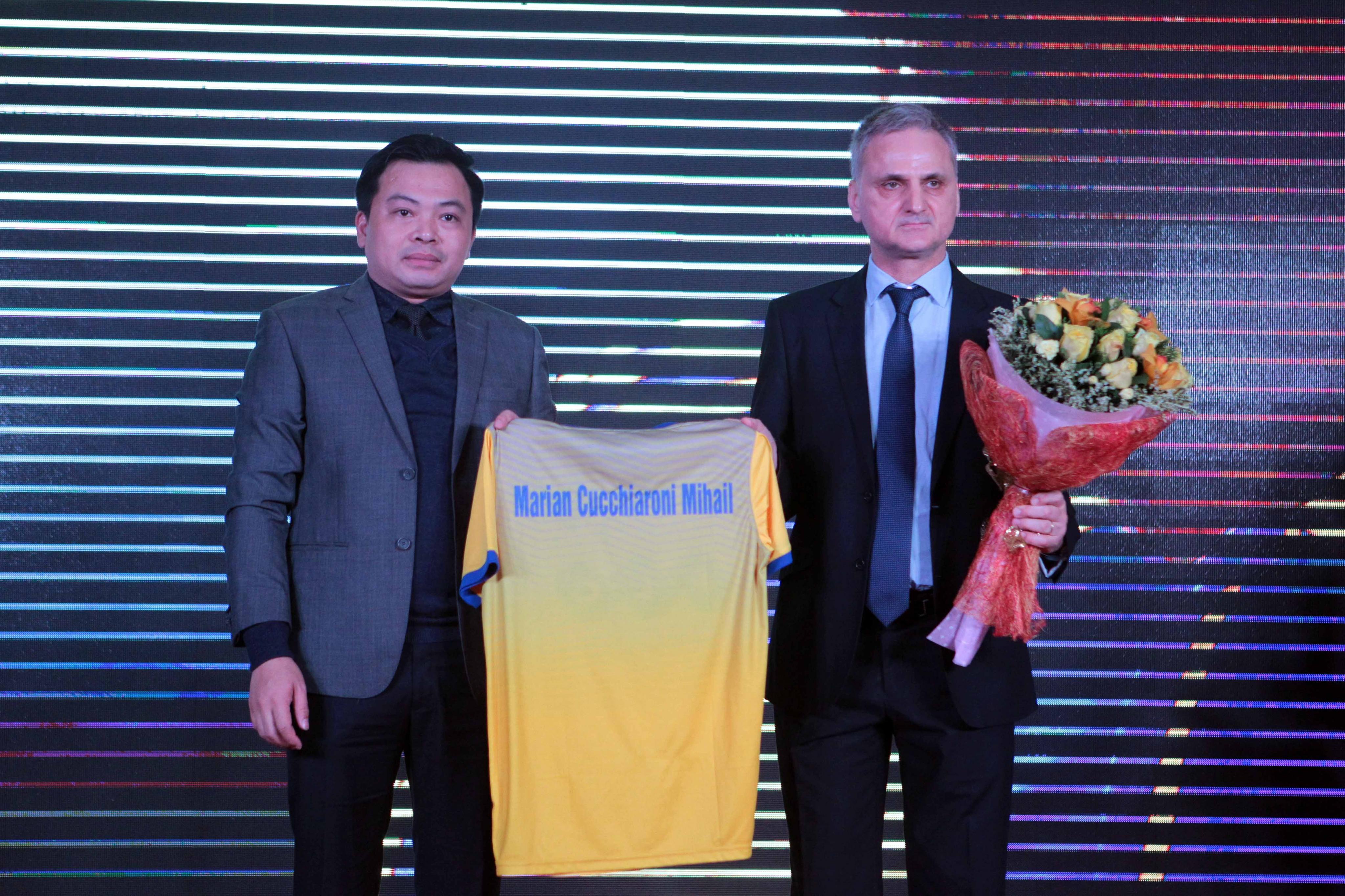 FLC Thanh Hóa công bố HLV trưởng mới mùa giải 2018
