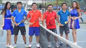 Khai mạc giải Quần vợt IT Hà Nội Open lần thứ 3