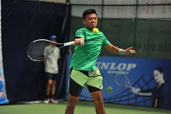 Kịch tính và hấp dẫn tại giải vô địch Quần vợt VTF PRO TOUR I 2018