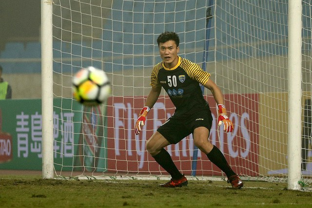 Bùi Tiến Dũng dẫn đầu bình chọn thủ môn xuất sắc nhất Đông Nam Á