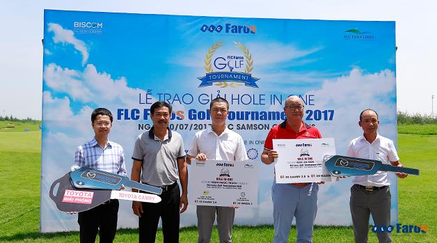 FLC Faros Golf Tournament 2018 tăng thêm ngày thi đấu