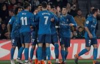 Real Madrid cán mốc vĩ đại về số bàn thắng tại La Liga