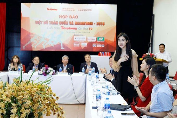 Công bố giải Việt dã toàn quốc và Marathon báo Tiền Phong lần thứ 59-2018