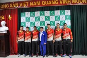 Công bố giải Quần vợt Quốc tế Davis Cup nhóm III khu vực châu Á – Thái Bình Dương 2018