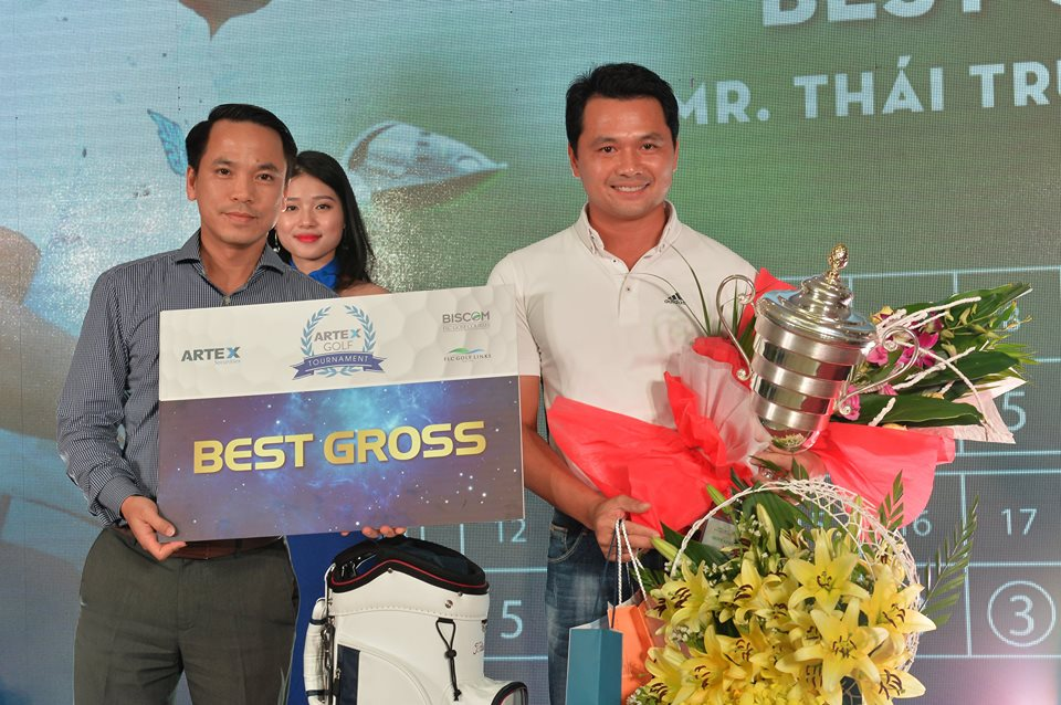 Artex Golf Tournament 2018 trở lại FLC Sam Son Golf Links