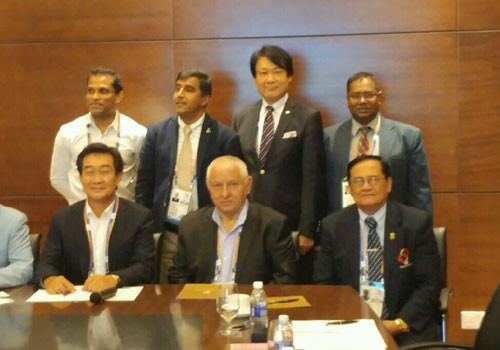 Asian Games discussed at OCA Environment Committee meeting in Seoul