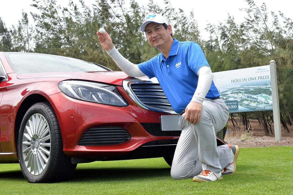 5 tỷ đồng cho một cú HIO tại Artex Golf Tournament 2018