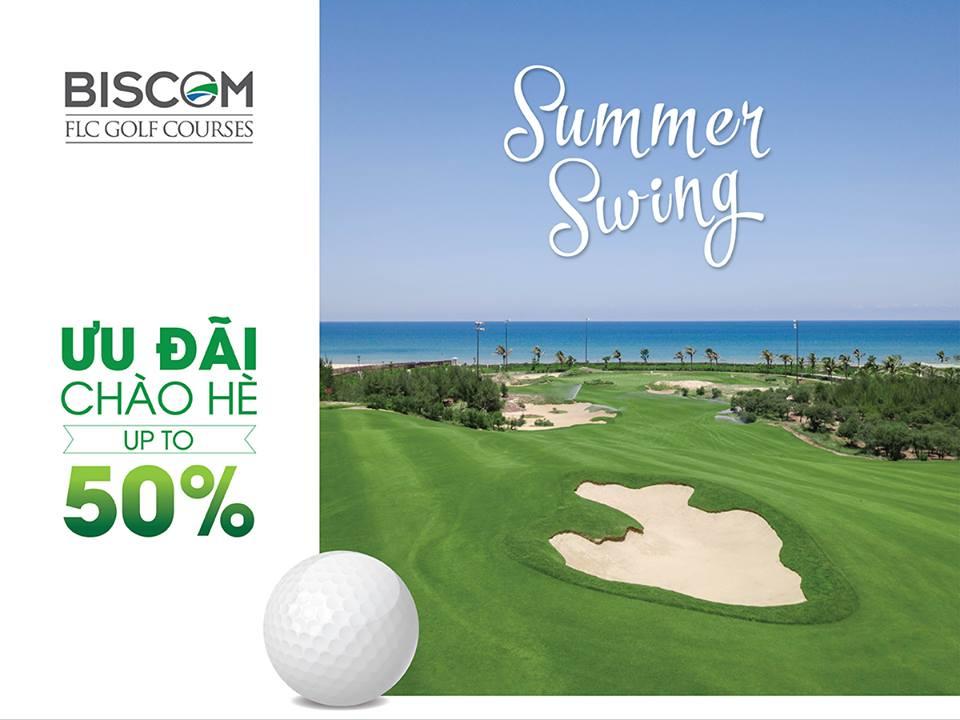FLC BISCOM triển khai chương trình ưu đãi Summer Swing
