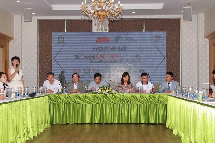 Vietnam Caddies Championship 2018: Sân chơi chính thức đầu tiên cho caddies tại Việt Nam