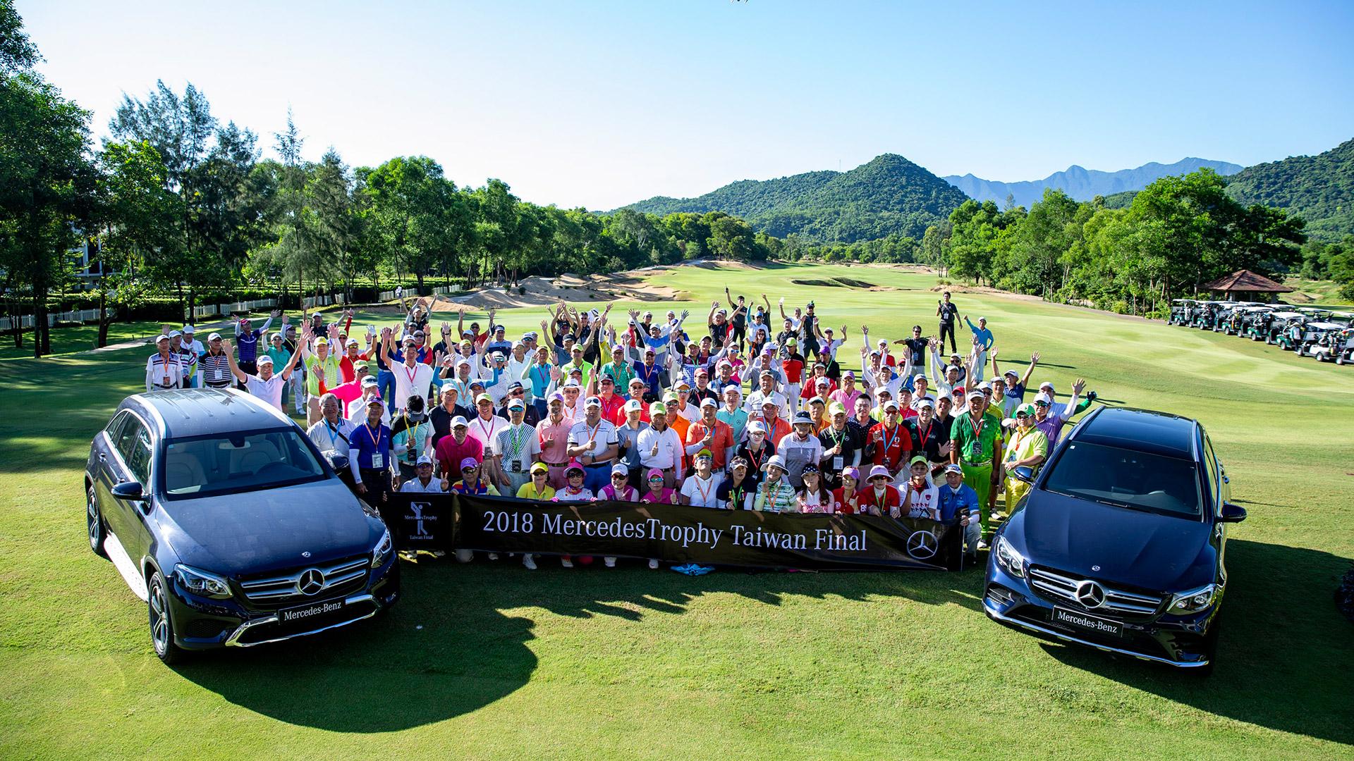 Laguna Golf Lăng Cô trở thành sân golf đầu tiên trên thế giới tổ chức hai VCK QG MercedesTrophy trong cùng một năm
