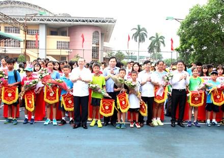 Khai mạc Giải Quần vợt Vô địch Thanh thiếu niên Toàn quốc – Cúp Vietravel 2018