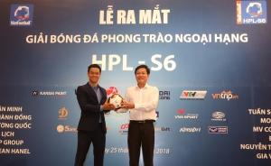 Giải bóng đá phong trào Ngoại hạng Hà Nội lần thứ 6 năm 2018 chuẩn bị khởi tranh