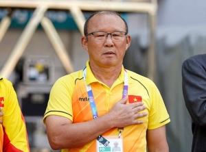 HLV Park Hang SEO sẵn sàng viết tiếp giấc mơ lớn cùng bóng đá Việt Nam