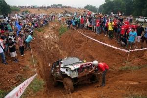 Hơn 80 đội tham dự giải Đua xe ô tô địa hình Việt Nam 2018