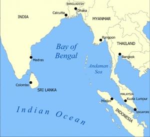 Vùng biển chết khổng lồ gần Đông Nam Á