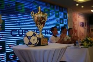 Giải Bóng đá Cúp Kết nối 2018 của cựu học sinh khóa 93-96 tại Hà Nội chuẩn bị khởi tranh