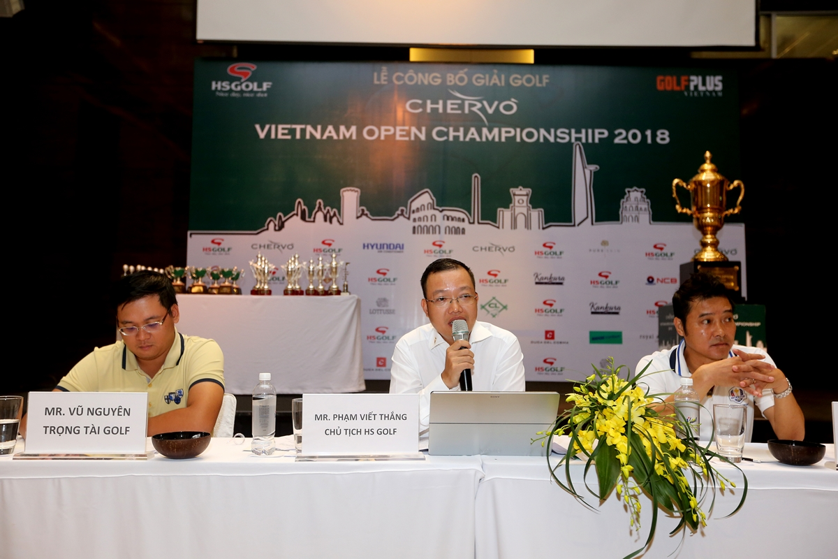 Chervo Vietnam Open Championship là một sân chơi đẳng cấp hàng đầu tại Việt Nam