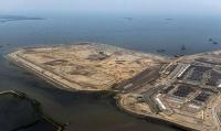 Rào cản ngăn thủ đô Indonesia xây trường thành chống ngập