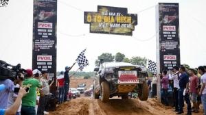 """Giải offroad """"khủng"""" nhất Việt Nam chính thức khởi tranh"""