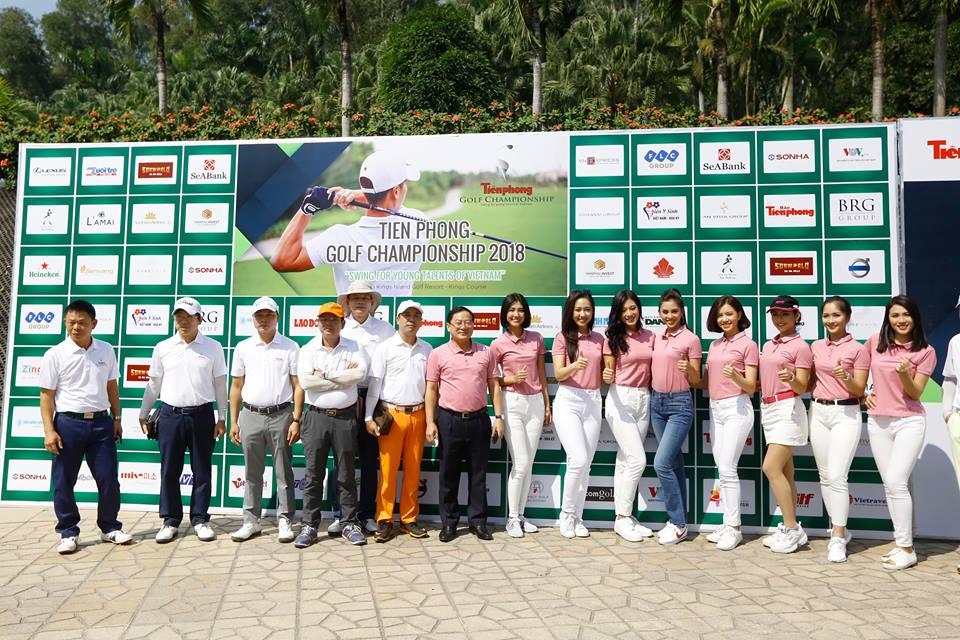 144 golfer tranh tài tại Tiền Phong Golf Championship 2018