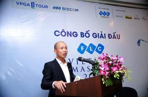 FLC Vietnam Masters 2018 sẽ được thi đấu tại FLC Quy Nhon Golf Links