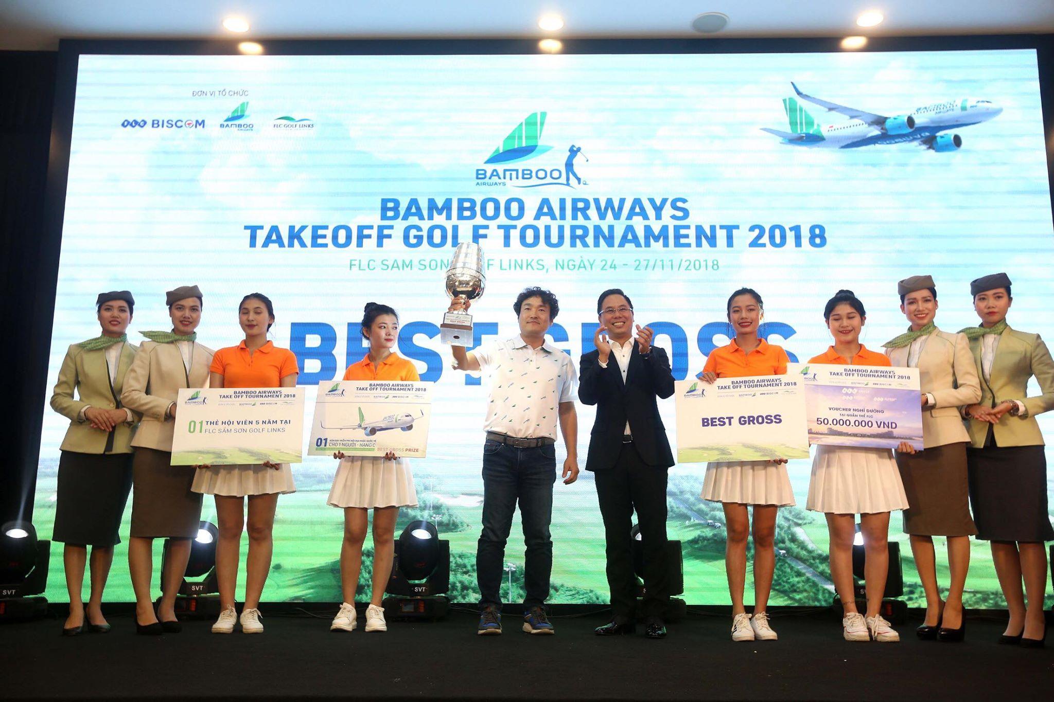 Chuyến đi săn HIO tại giải của Bamboo Airways thành công vang dội